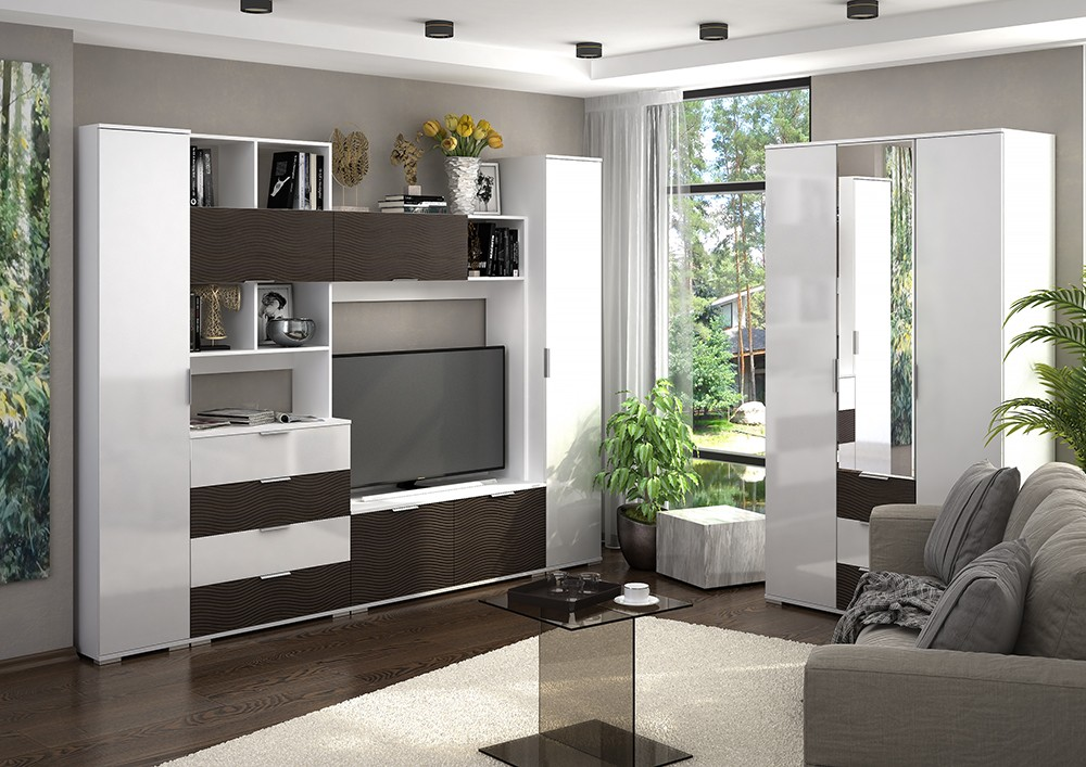 Выбор материала для корпусной мебели