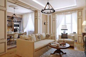 Итальянская мебель в интерьере квартиры