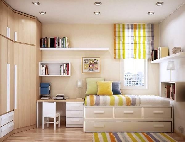 Какой должна быть мебель для детской комнаты