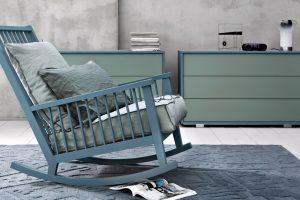 Кресло-качалка – как выбрать и грамотно вписать в интерьер