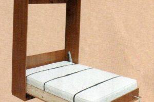 Встроенная кровать своими руками