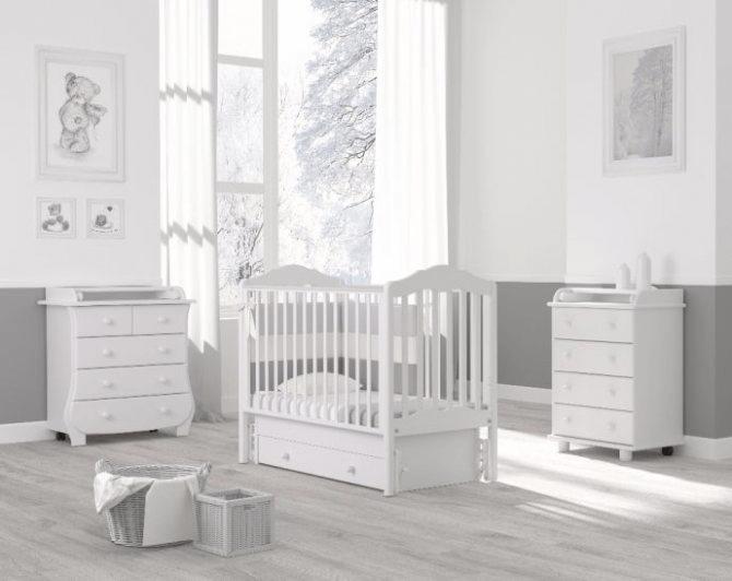 Сборка детской кроватки самостоятельно по инструкции
