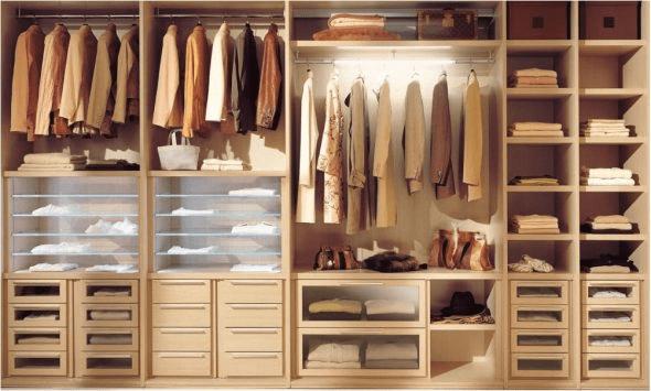 Планировка шкафа купе внутри с размерами, правила и полезные идеи для продуманного наполнения, приемы обустройства — 19 фото