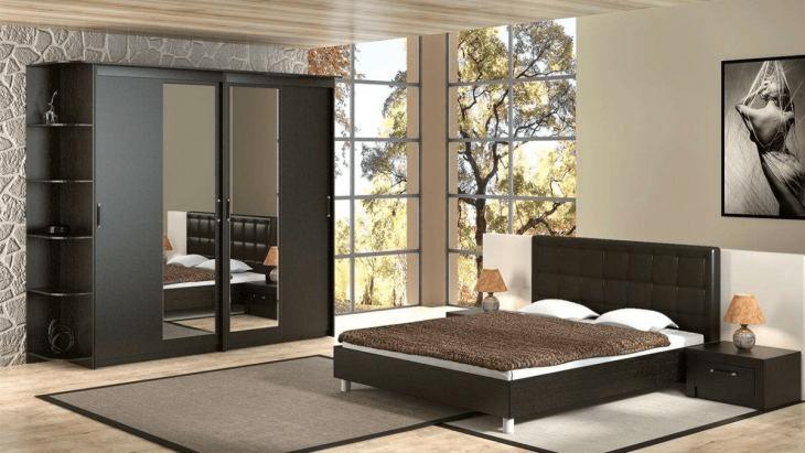 Спальня в стиле минимализм: готовые идеи и советы