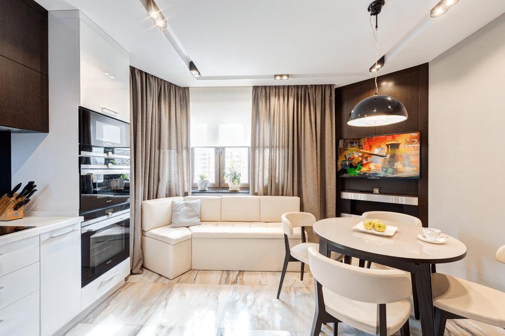 Угловой диван — интересные модели, стильные сочетания и актуальные варианты применения в дизайне интерьера